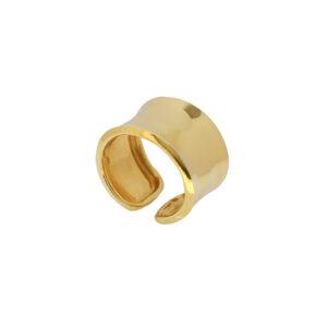 Επίχρυσο δακτυλίδι