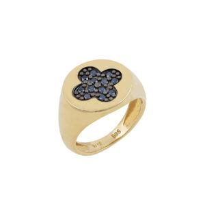 Δαχτυλίδι με ζιργκόν