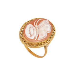 Δαχτυλίδι με καμέο