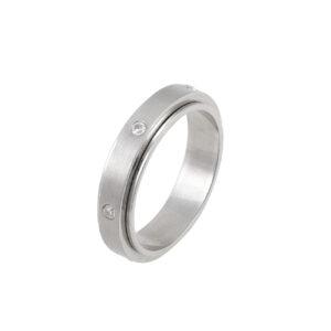 Δαχτυλίδι ατσάλινο