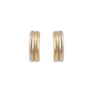 Ζεύγος σκουλαρίκια σκέτα