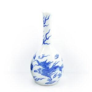 Διακοσμητικό Κινέζικο βάζο αντίκα