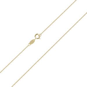 Χρυσή αλυσίδα λαιμού Γκρέκα 14 καρατίων. Ιδανική αλυσίδα για λεπτεπίλεπτους σταυρούς και μενταγιόν.